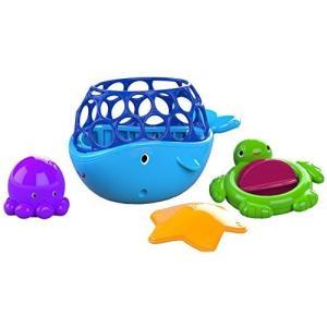 タビースクープ・フレンズ 4つのバストイがセット! オーボール オーボールH2O Oball バストイ お風呂のおもちゃ お風呂玩具 水遊び egaoshop