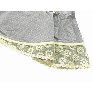 Souris スーリー クロスドビー ジャンパースカート グレイ 女の子 100cm 110cm 120cm 130cm 140cm 30%OFF! egaoshop 04