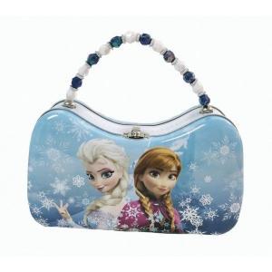 ■NEW■ アナと雪の女王 缶ケース 缶バック/ハンドバック/ギフト/ギフトバック/プレゼント/インポート egaoshop
