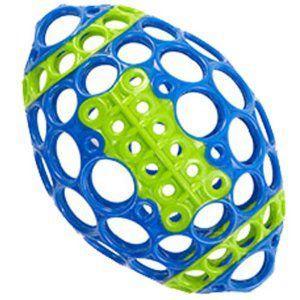 オーボール Oball オーボール フットボール ブルー 世界的ヒット商品!|egaoshop