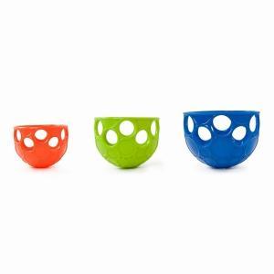 オーボールH2O スクープ&スピル 大中小3個セット お風呂玩具 水遊び|egaoshop