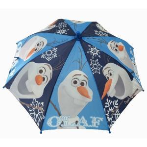 アナと雪の女王 オラフ 子供傘 アンブレラ egaoshop