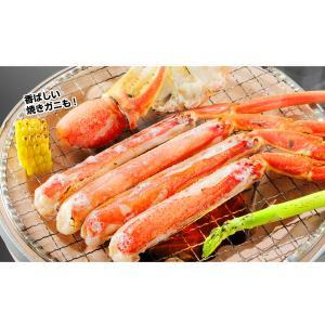 かに カニ 蟹 ズワイガニ |特大7L〜5L生ずわい蟹半むき身満足セット 2.7kg超 【総重量約3.5kg】【送料無料】|egaotakumi|05