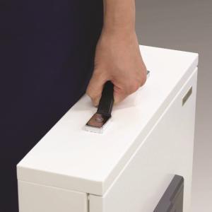 指紋認証キーボックスKB-FPE-40N +転倒防止用ベース+履歴閲覧ソフト RSF-20の3点セット egawa 02