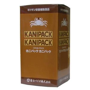 富士バイオのカニパックカニパック280粒|egawa