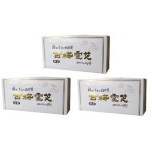 梅丹本舗の古梅霊芝粒 8粒×45包 ×3箱セット Ganoderma lucidum|egawa