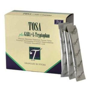 糖鎖(とうさ)顆粒3g×30包入り TOSA  plus  GABA+L-Tryptophan|egawa