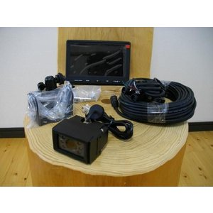 赤外線付バックモニターRV7R〔カラー液晶モニター7インチの...