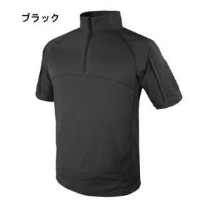 在庫販売 CONDOR コンドル タクティカルギア ショートスリーブ コンバットシャツ 半袖 101144 egears