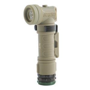 在庫販売 エナジャイザーモールベストライト Molle VEST Light L型LEDライト MILMOL11L|egears