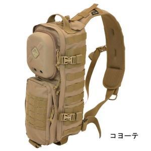 在庫販売 HAZARD4 ハザード4 PlanB 17 プランB17 ハードケース仕様 タクティカルスリングバッグ 日本正規品|egears