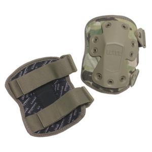 在庫販売 アメリカ HWI社 タクティカルギア 次世代(十字型)ニーパッド NGK500 (左右セット) マルチカモ|egears