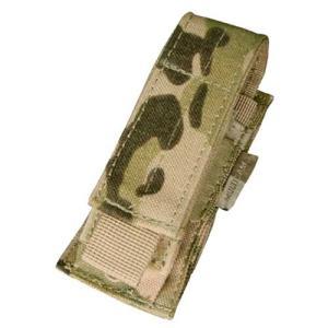 在庫販売 CONDOR コンドル タクティカルギア MA32 シングルピストルマグポーチ マルチカモ|egears