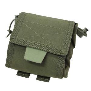 在庫販売 CONDOR コンドル タクティカルギア MA36  Roll-Upロールアップユティリティポーチ|egears