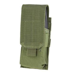 在庫販売 CONDOR コンドル タクティカルギア MA5 シングル M4/M16 マグポーチ|egears