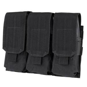 在庫販売 CONDOR コンドル タクティカルギア MA58 トリプル M4/M16 マグポーチ|egears