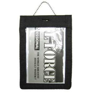 在庫販売 MIL−FORCE(ミルフォース) ID-5 IDカードホルダー|egears