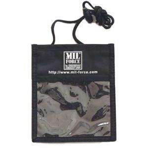 在庫販売 MIL−FORCE(ミルフォース) ID-8 IDホルダー|egears