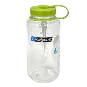 在庫販売 nalgene ナルゲン 広口1リットル Tritan クリア カラーボトル+ HDボトルケース+ イージーシッパー 飲み口|egears