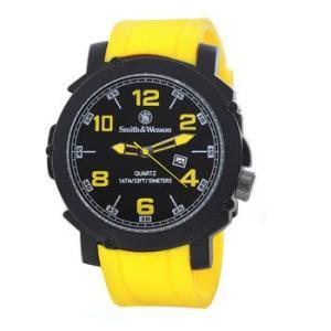 在庫販売 Smith&Wesson スミス&ウェッソン EGO 時計 ウォッチ/腕時計 SWW-LW6098|egears