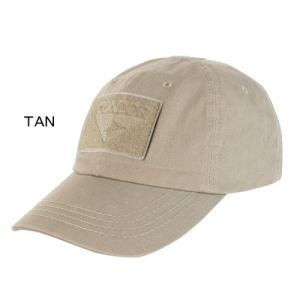 在庫販売 CONDOR コンドル タクティカルギア タクティカルキャップ TC|egears