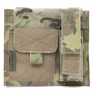 WARRIOR ASSAULT SYSTEMS WAS  Large Admin Pouch アドミンポーチ フラップ付大小ポケット ピストルマグ付 W-EO-Admin-L|egears