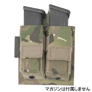 WARRIOR ASSAULT SYSTEMS WAS Direct Action Double DA 9mm Pistol Pouch ダブル 9ミリ ピストルマガジンポーチ W-EO-DPDA-9|egears
