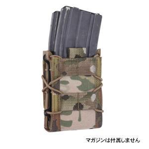 実物 WARRIOR ASSAULT SYSTEMS WAS Double Quick Mag ダブルクイックマグポーチ M4 7.62弾 M14など各マガジン対応 W-EO-DQM egears
