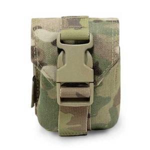 実物  WARRIOR ASSAULT SYSTEMS WAS Single Frag Grenade Pouch Generation 2 シングルフラッグ グレネードポーチ Gen2 W-EO-FGP-G2|egears
