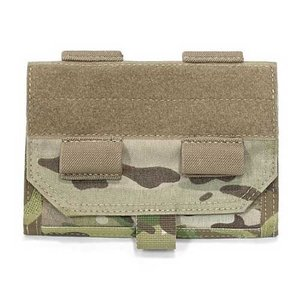 WARRIOR ASSAULT SYSTEMS WAS Forward Opening Admin Pouch フロントオープニング アドミンポーチ W-EO-FOA|egears