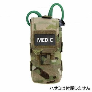 WARRIOR ASSAULT SYSTEMS WAS Individual first Aid Pouch ファーストエイドポーチ W-EO-IFAK|egears