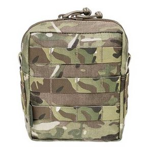 WARRIOR ASSAULT SYSTEMS WAS MOLLE Utility Pouch 縦型 モール ユーティリティ ポーチ W-EO-MMUP|egears