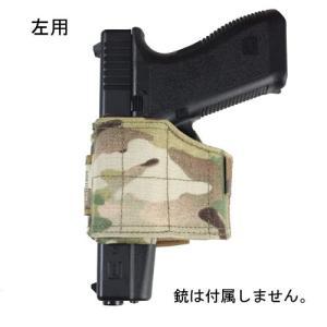 実物  WARRIOR ASSAULT SYSTEMS WAS Universal Pistol  Holster ユニバーサルピストルホルスター 各種ピストル対応 左用 W-EO-UPH-L|egears