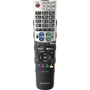 シャープ 0106380346 液晶テレビ用 リモコン SH...