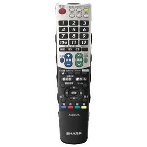 シャープ 0106380390 液晶テレビ用 リモコン SH...