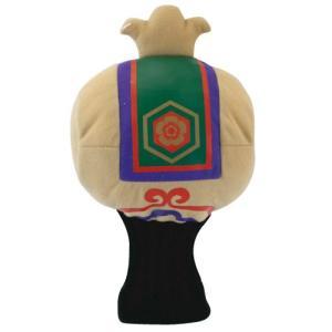 打ち出の小槌 ヘッドカバー(ハイブリッド・UT用)(ゴルフ キャラクター ヘッドカバー おもしろ)|egolf