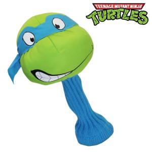 忍者タートルズ レオナルド  ドライバー ヘッドカバー Teenage Mutant Ninja Turtles|egolf