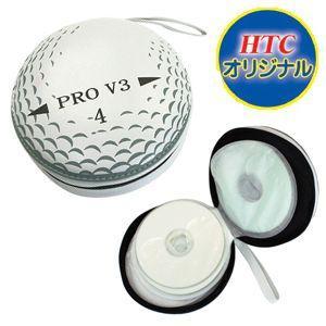 ゴルフボール  CDケース(ディスクケース)(ゴルフ 雑貨)(ゴルフコンペ景品 ゴルフコンペ 景品 賞品 コンペ賞品)|egolf