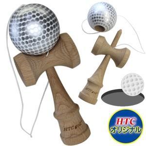 ゴルフボール けん玉(剣玉)(ゴルフ おもしろ 面白 雑貨 グッズ)(ゴルフコンペ景品 ゴルフコンペ 景品 賞品 コンペ賞品)|egolf