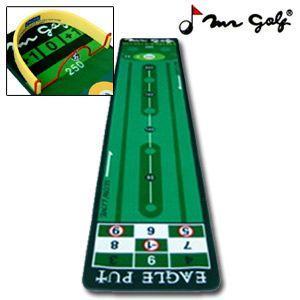 送料無料 ミスターゴルフ(Mr.Golf) パターマット イーグル(ゴルフコンペ景品 ゴルフコンペ 景品 賞品 コンペ賞品)|egolf