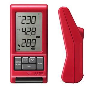 送料無料 マルチスピード測定器 PRGR/プロギア NEW RED EYES POCKET(ニュー・レッド・アイズ・ポケット)|egolf