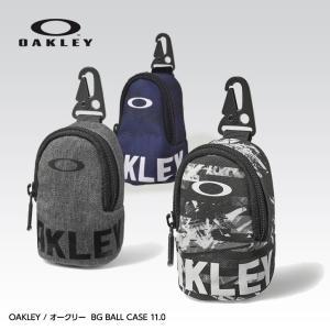 ゴルフボール ボールポーチ ボール入れ オークリー ゴルフ ビージー ボールケース OAKLEY  BG BALL CASE 11.0 921112JP egolf