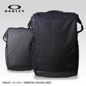 オークリー エッセンシャルバックルパック(19L) OAKLEY ESSENTIAL-S BUCKLE PACK 921138JP|egolf