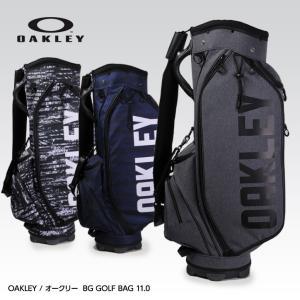 送料無料 オークリー ビージー ゴルフバッグ/キャディバッグ OAKLEY BG GOLF BAG 11.0 921141JP|egolf