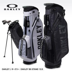 オークリー スタンド式バッグ OAKLEY BG STAND 12.0 921398JP(キャディバッグ)(ゴルフ用品 グッズ ギフト プレゼント)|egolf