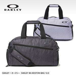 オークリー BG ボストンバッグ OAKLEY BG BOSTON BAG 12.0 921408jp(かばん)|egolf