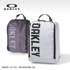 オークリー BG シューズバッグ OAKLEY BG SHOE BAG 12.0 921409jp(シューズケース)|egolf