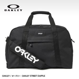 オークリー スカル ダッフルバッグ OAKLEY STREET DUFFLE 921443(かばん ボストンバッグ)|egolf