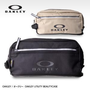 オークリー ユーティリティ ビューティケース OAKLEY UTILITY BEAUTYCASE 921517(小物入れ ポーチ)|egolf