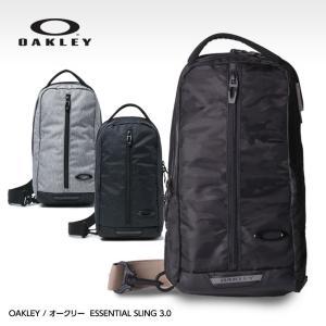 オークリー エッセンシャル スリング OAKLEY ESSENTIAL SLING 3.0 921563jp(かばん ショルダーバッグ)|egolf